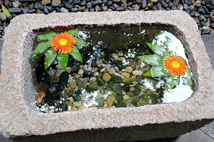 浸淫在碧水温汤,用大自然的纯美置换自己的身心 - 曹作兰 - 边行走,边艺术
